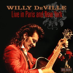 Willy DE VILLE - Live In Paris And New York (2012) 51tdgf10