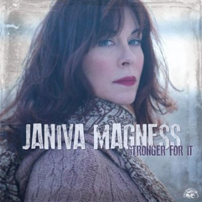 Janiva MAGNESS - Stronger For It (2012) 51uatr10