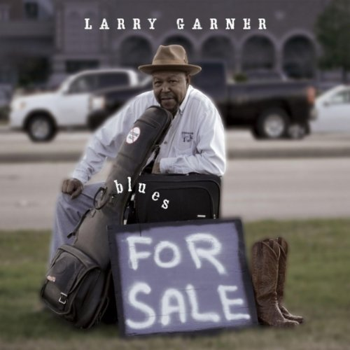 Larry GARNER - Blues For Sale (2012) 51ysrm10