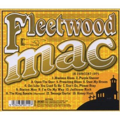 FLEETWOOD MAC - Preaching The Blues (2011) 613ekz10