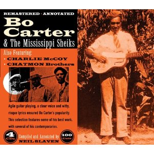 Bo Carter & the Mississippi Sheiks [Box set] 2012 61or1w10