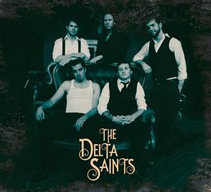 THE DELTA SAINTS - The Delta Saints (2011) 8712_b10