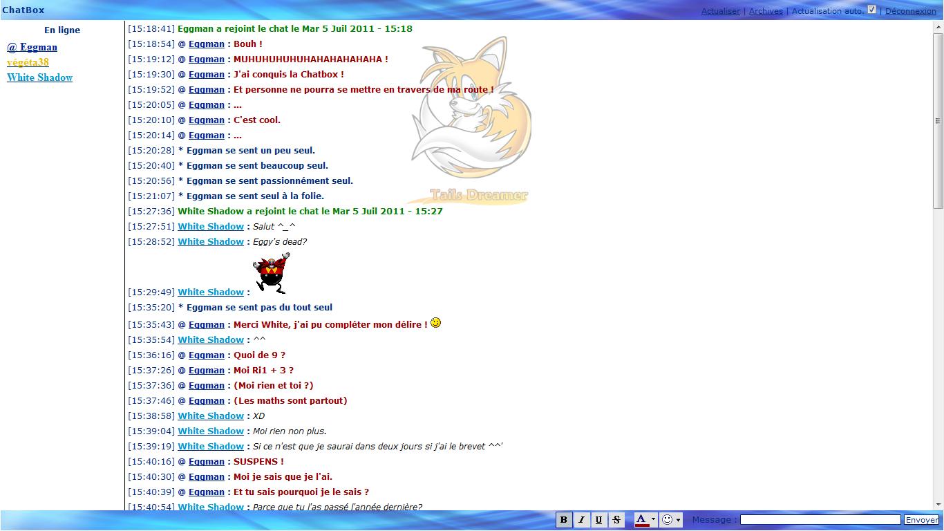 Le meilleur de la chatbox Clipbo10
