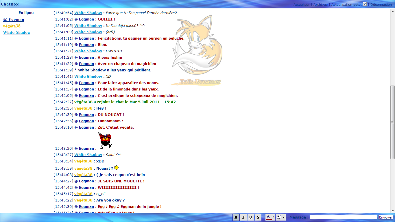 Le meilleur de la chatbox Clipbo11