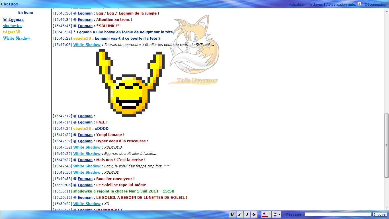 Le meilleur de la chatbox Clipbo12