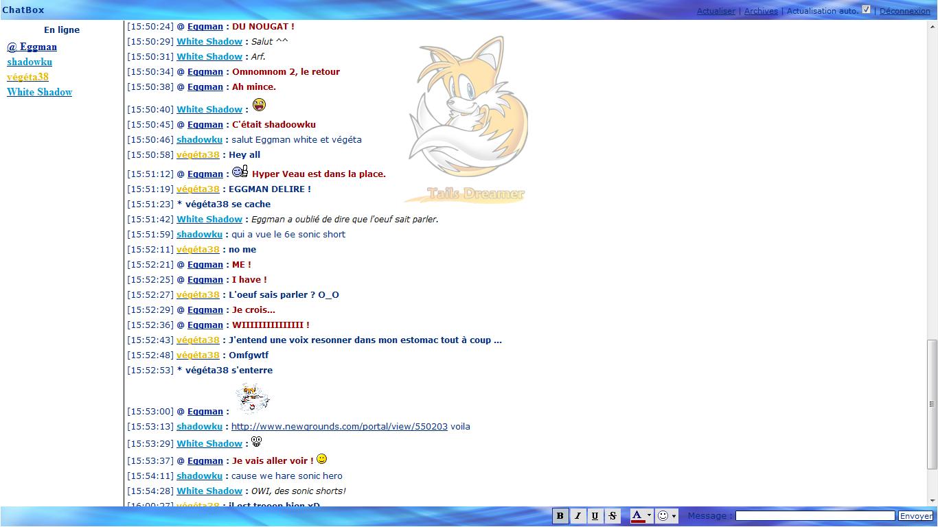 Le meilleur de la chatbox Clipbo13