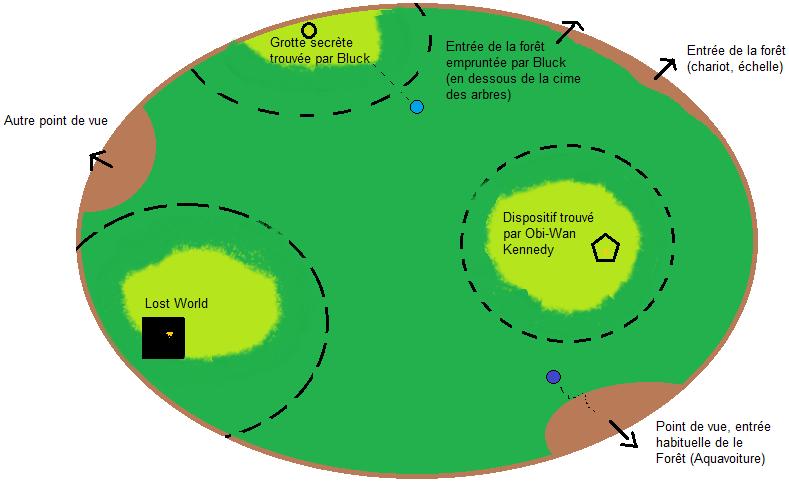 Discrétion et Observation : Première mission de Bluck Plan_m10
