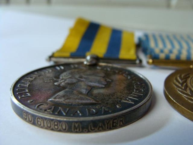 médailles de la guerre de corée Photo_76