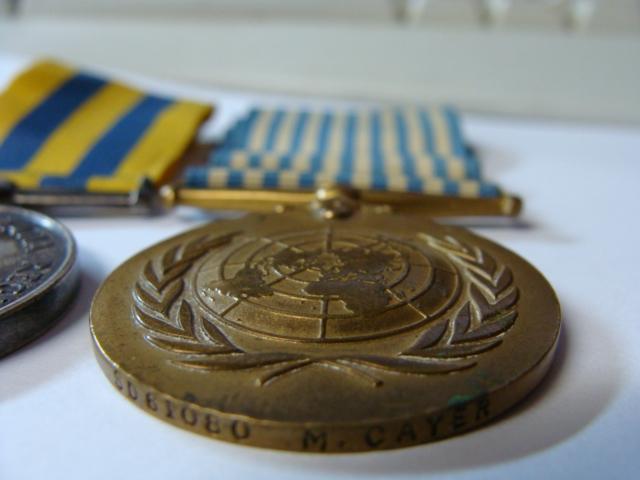 médailles de la guerre de corée Photo_77