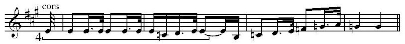 "Mendelssohn, Symphonie n°3 ""Ecossaise"" Motif_16"