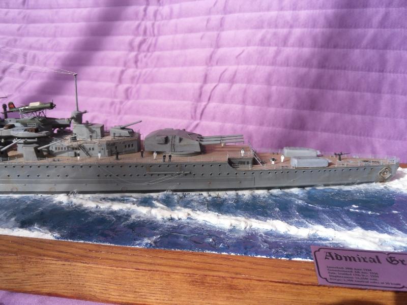 D.K.M Graf Spee 1/350 Academy. Graff_16