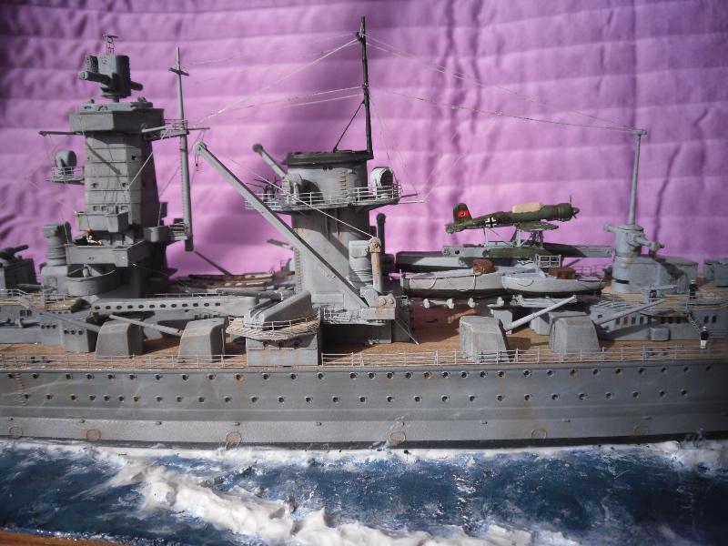 D.K.M Graf Spee 1/350 Academy. Graff_20