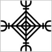 Магические символы. Символика в магии. Символы талисманы. 2119c610