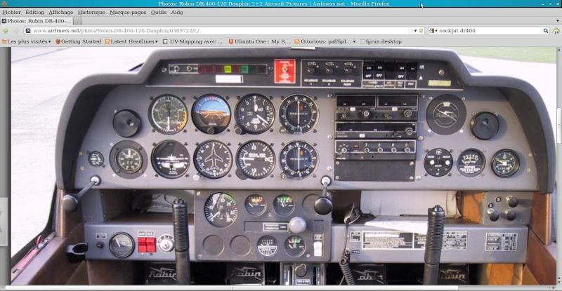 RobinDR-400 jsbSim 120cv Captu233