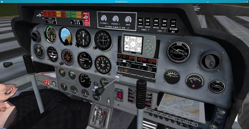 RobinDR-400 jsbSim 120cv Captu238