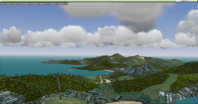 [Scenery] Les Antilles N/E avec apt850 et routes OSM Captu428