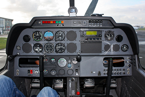 RobinDR-400 jsbSim 120cv Cockpi12