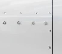 Comment je fais mes lignes de rivets Rivet610