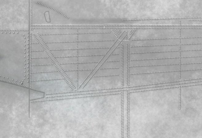 Comment je fais mes lignes de rivets Rivet810