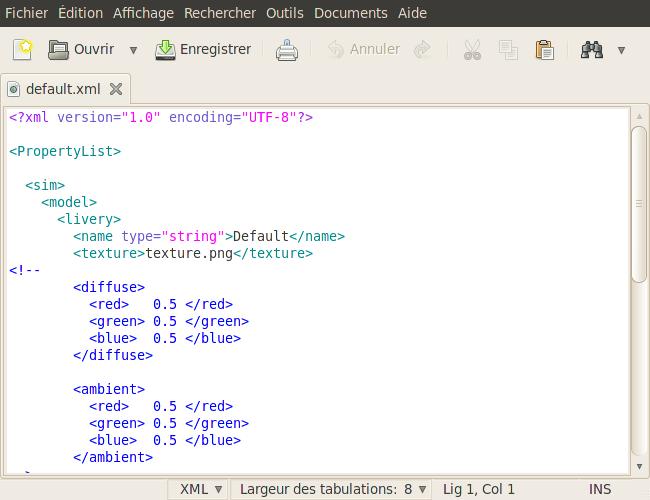 Créer une livrée camouflage toute simple avec Gimp Xml_de10