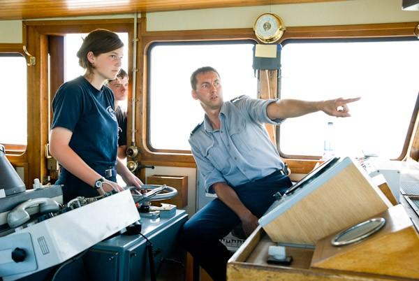 Le camp nautique ORKA 2011 se déroule à la Base de la Marine Marine10