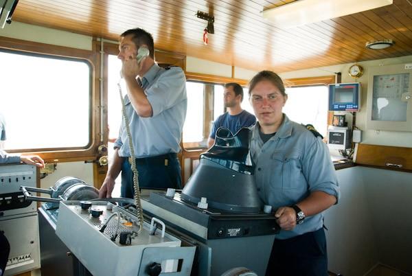 Le camp nautique ORKA 2011 se déroule à la Base de la Marine Marine12