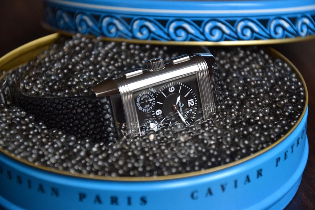Reverso Grande GMT sur galuchat caviar Dsc_0518