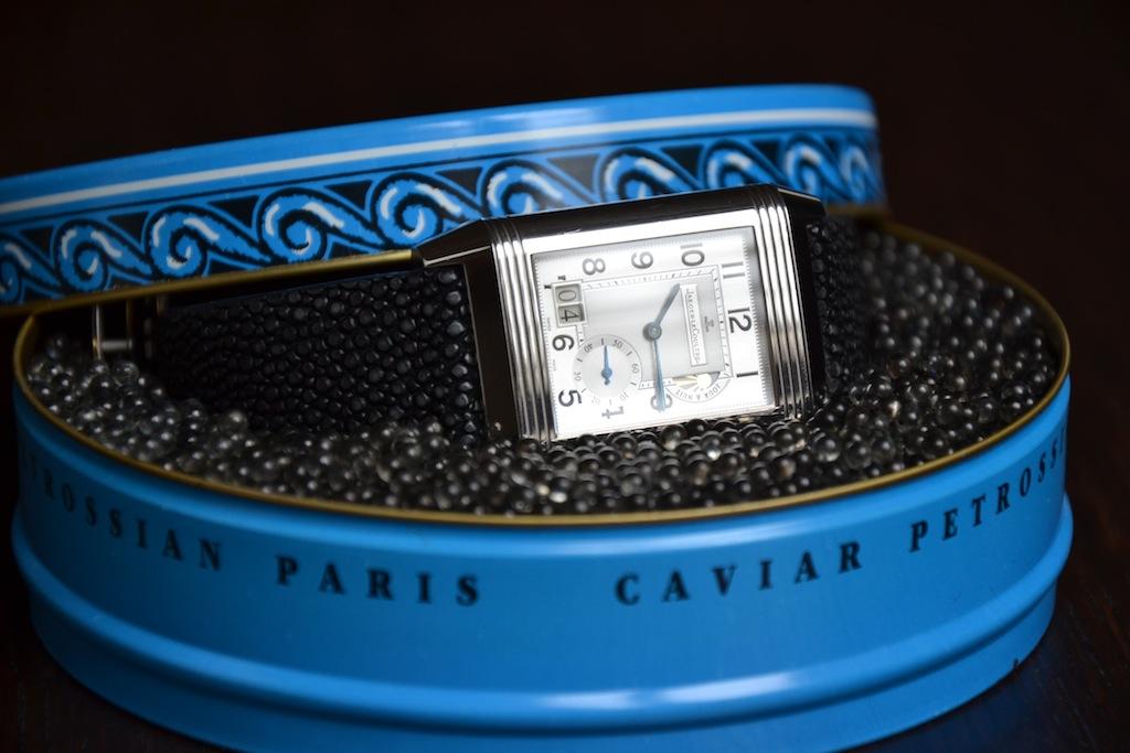 Reverso Grande GMT sur galuchat caviar Dsc_0519