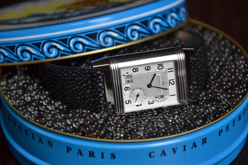Reverso Grande GMT sur galuchat caviar Dsc_0520