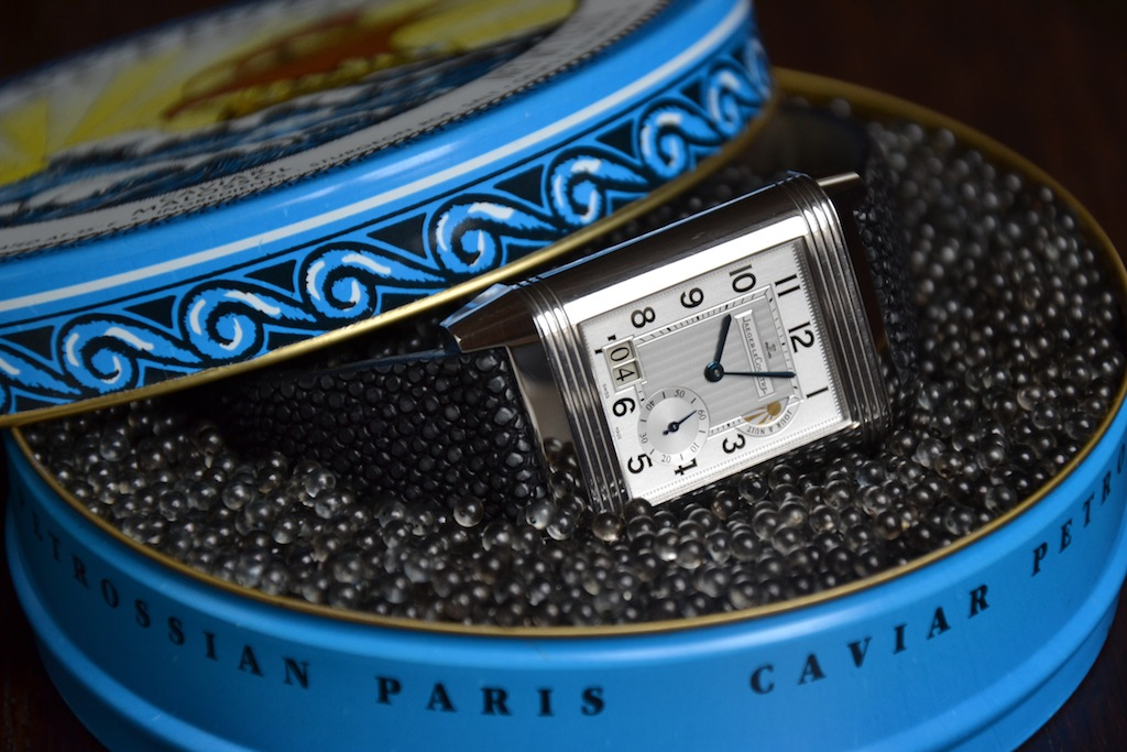 Reverso Grande GMT sur galuchat caviar Dsc_0521