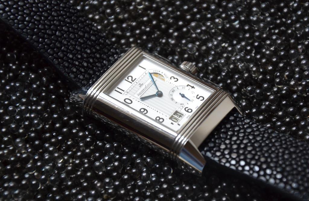 Reverso Grande GMT sur galuchat caviar Dsc_0523