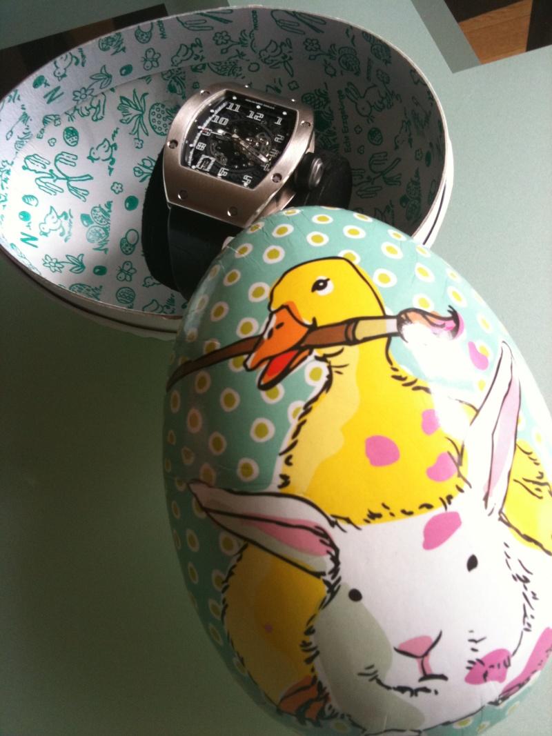 La montre du vendredi 6 avril 2012, Vendredi Saint  ! Img_0210