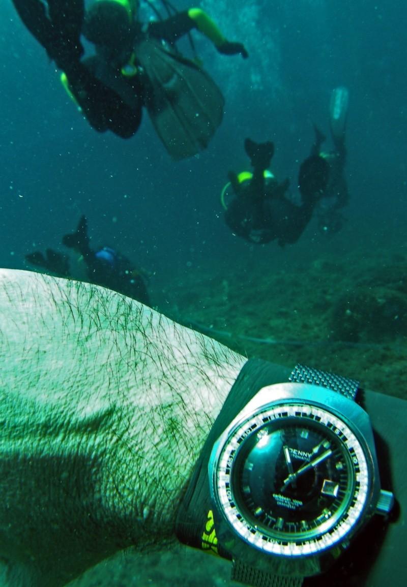 Vacances et plongée avec ma Caribbean 1000m Cha_2012