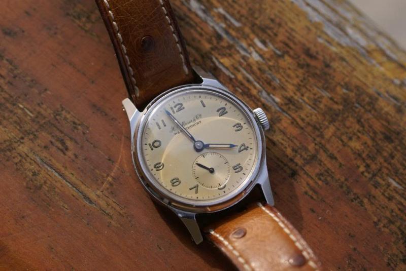 Longines - Conseil bracelet marron Longines Flagship Dsc07810
