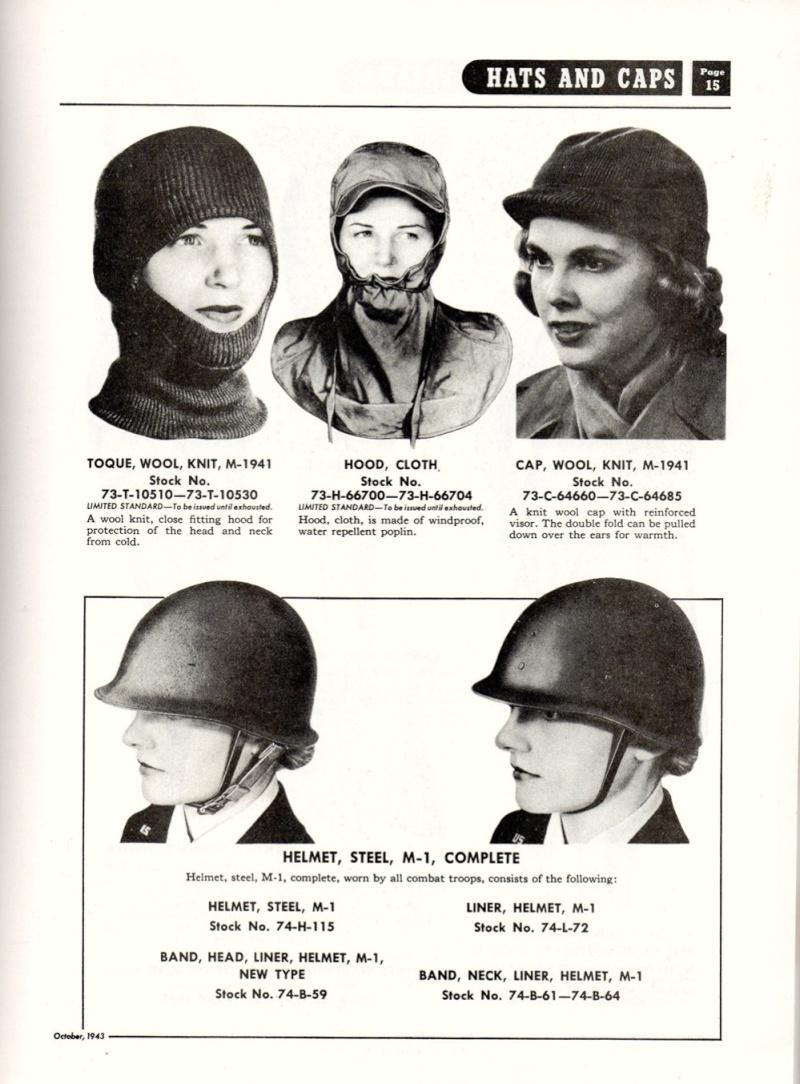 Pour les Femmes ANC/WAC de l'Asso Mayenne photos et docs des tenues.. 19430111