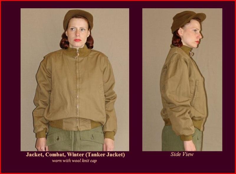 Pour les Femmes ANC/WAC de l'Asso Mayenne photos et docs des tenues.. Blouso12