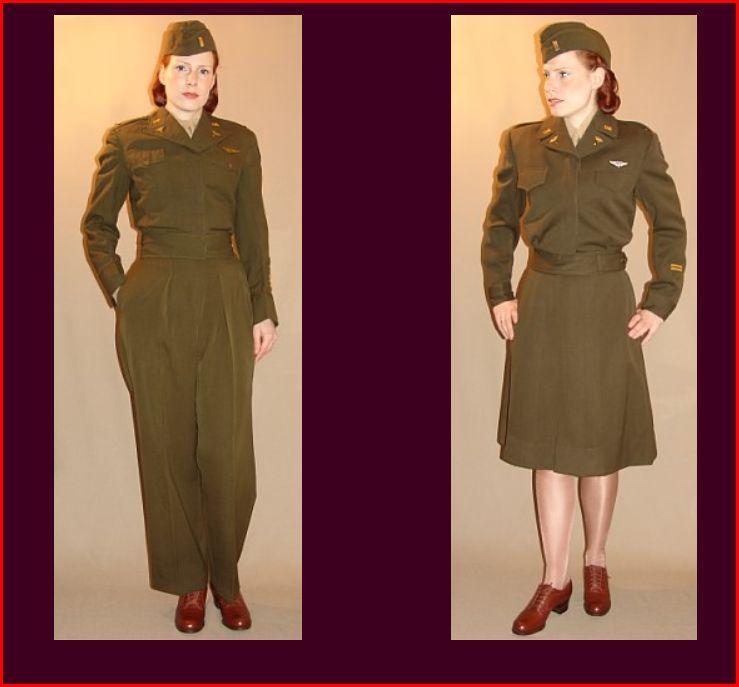 Tenue de sortie > Army Nurse Corp Kaki10