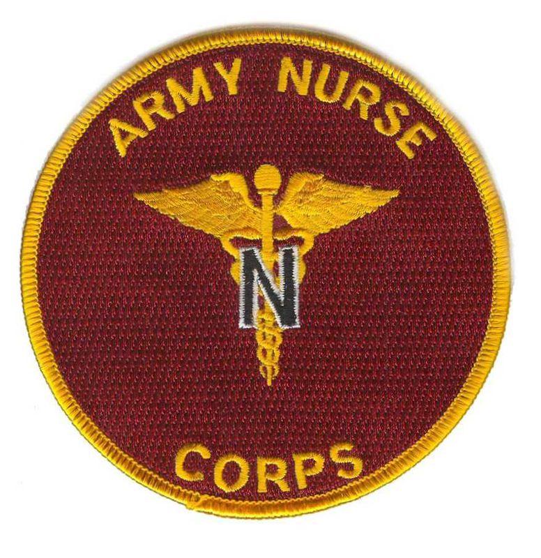 Tenue de sortie > Army Nurse Corp Patche10
