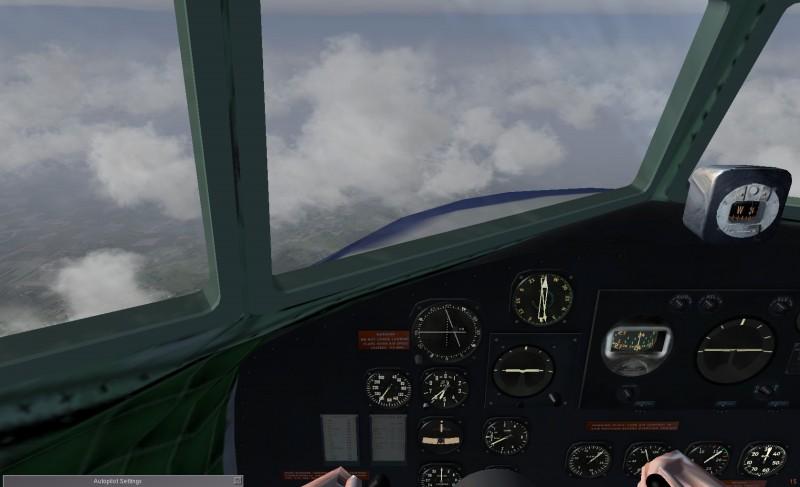 Vol IFR en DC3 Fgfs-s36