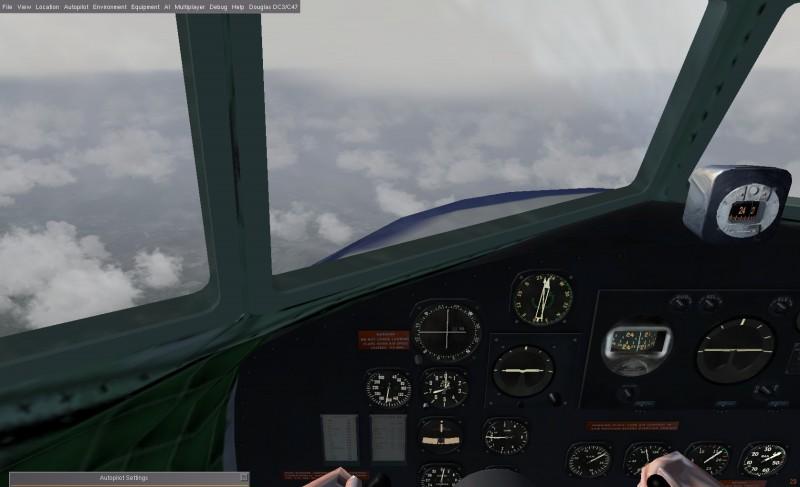 Vol IFR en DC3 Fgfs-s37