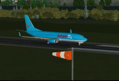 737 à LFLG Ventde10