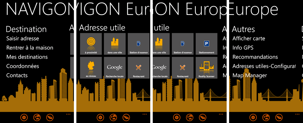[TUTO] Navigon WP7 : Utiliser vos maps iphone pour Navigon sur Windows Phone Navigo11