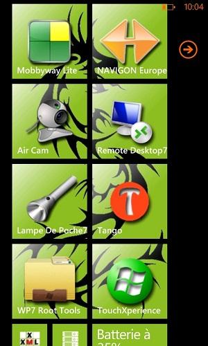 [SOFT MANGO][XAP] Themes : Personnaliser les tuiles de vos applications Themet10