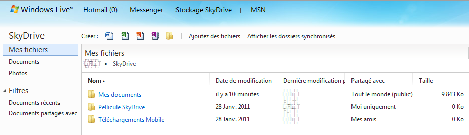 [ASTUCE MANGO] Utiliser les services de SkyDrive avec Mango Tuto2-10