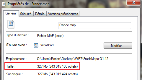 [TUTO] Navigon WP7 : Utiliser vos maps iphone pour Navigon sur Windows Phone Tutona14