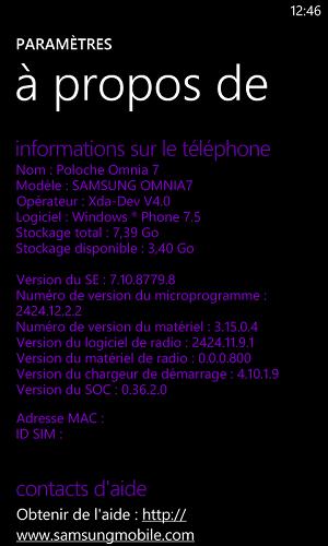[ROM-OM7] XDA-Devs Omnia 7 Tango 8779 V4.0 Xda-de10