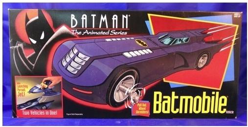 CERCO BATMOBILE DEL CARTONE ANIMATO DI BATMAN Batmob10