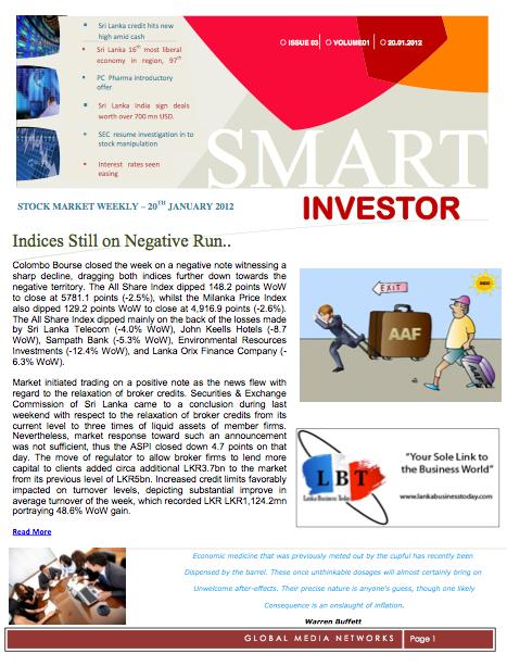 Smart Investor - Issue 3 Smart_11