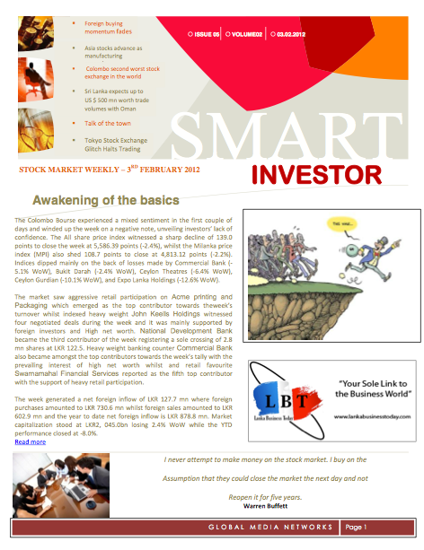 Smart Investor - Issue 5 Smart_13