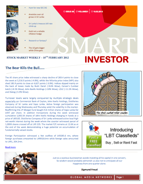Smart Investor - Issue 6 Smart_16